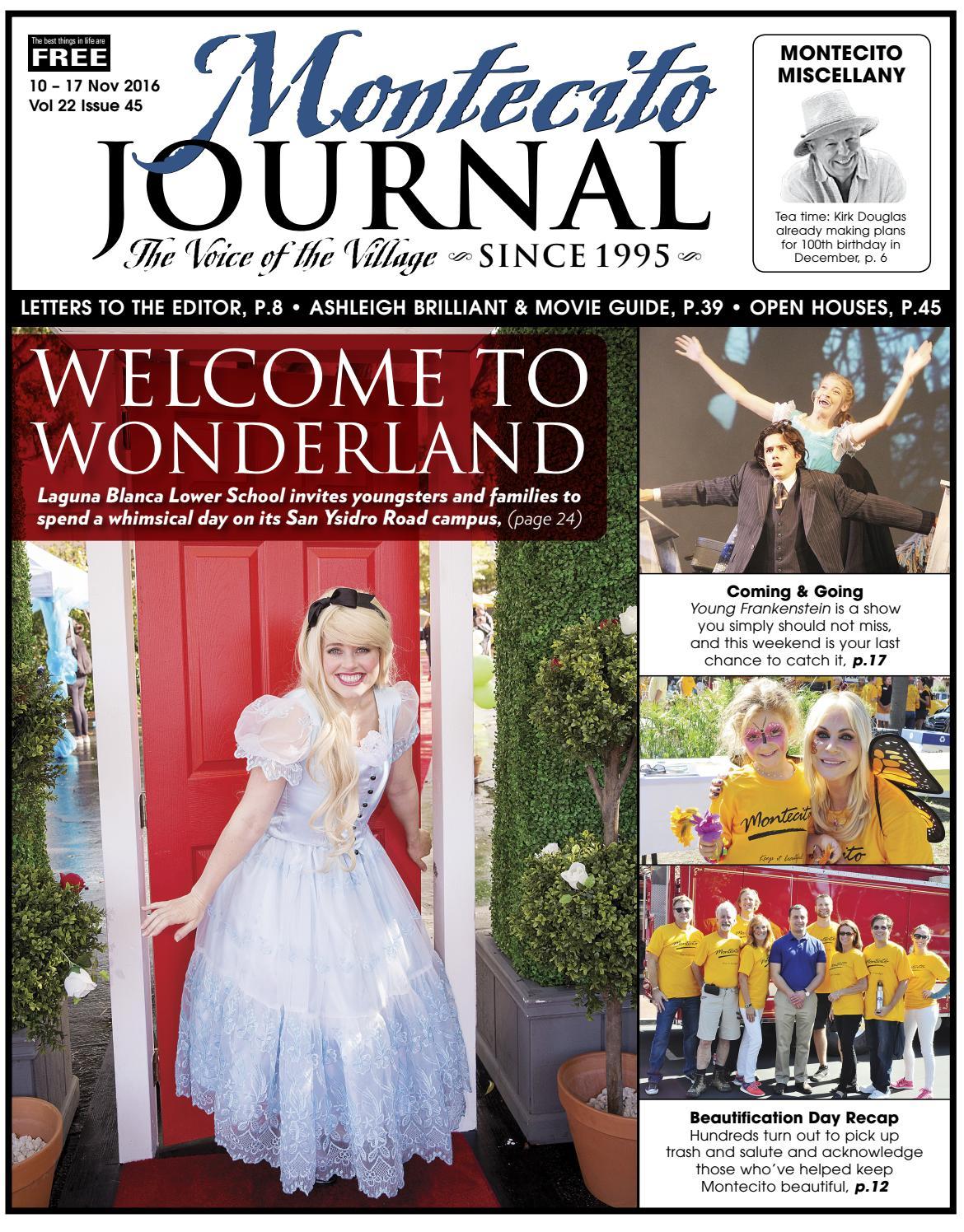 Welcome to Wonderland by Montecito Journal - issuu
