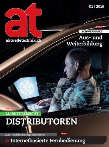at - Aktuelle Technik 01 2016 by BL Verlag AG - issuu