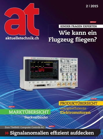 at - Aktuelle Technik 02 2015 by BL Verlag AG - issuu