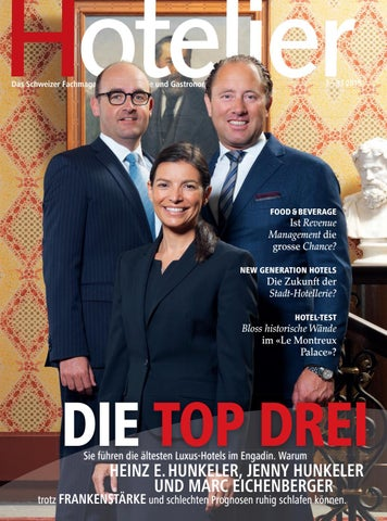 Charmant Hotelier 07/08 2015 By BL Verlag AG   Issuu