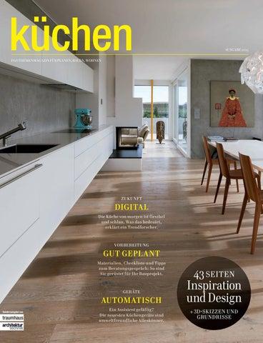 Traumhaus Küchen 2015 By BL Verlag AG   Issuu