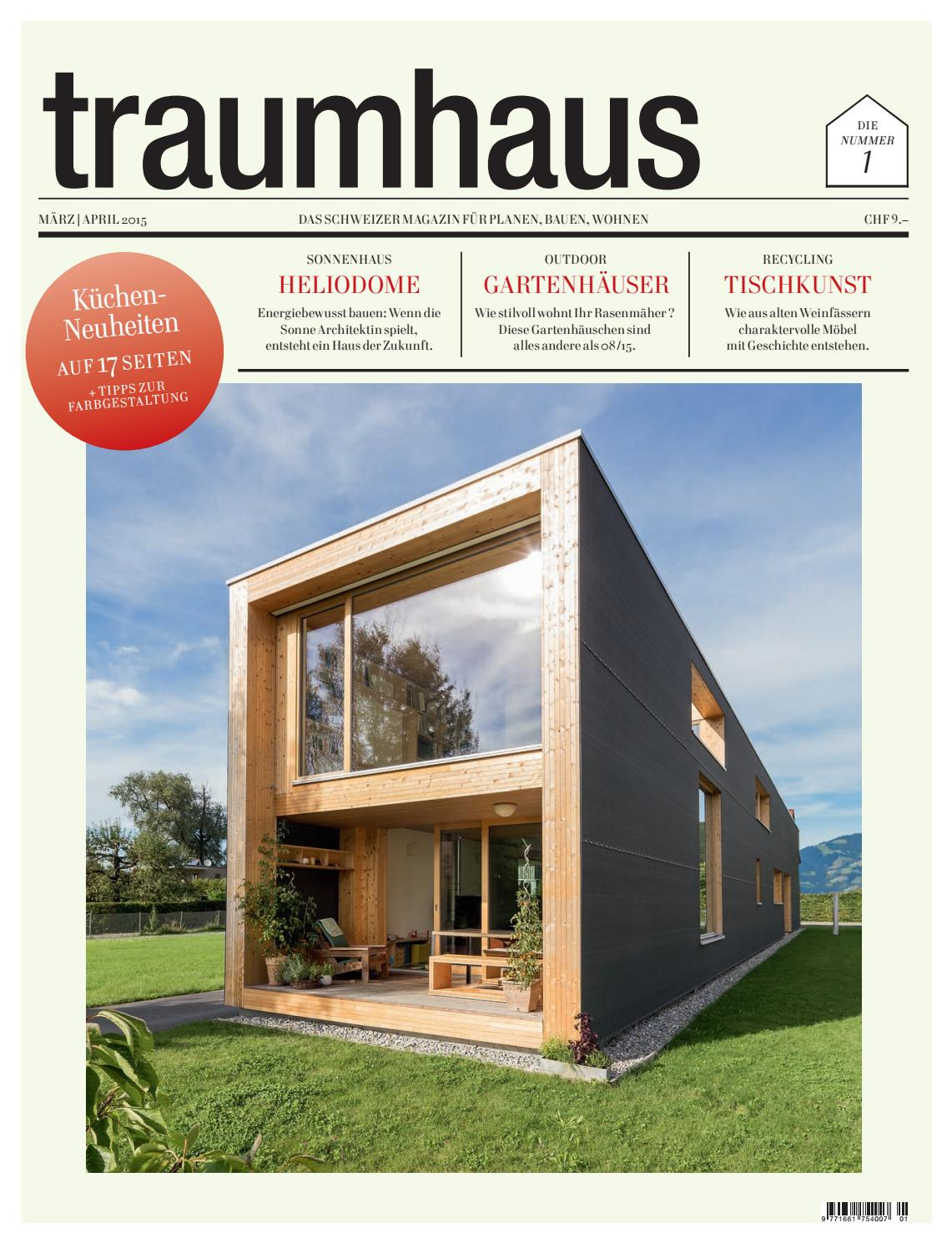 Traumhaus 01 2015 By BL Verlag AG   Issuu