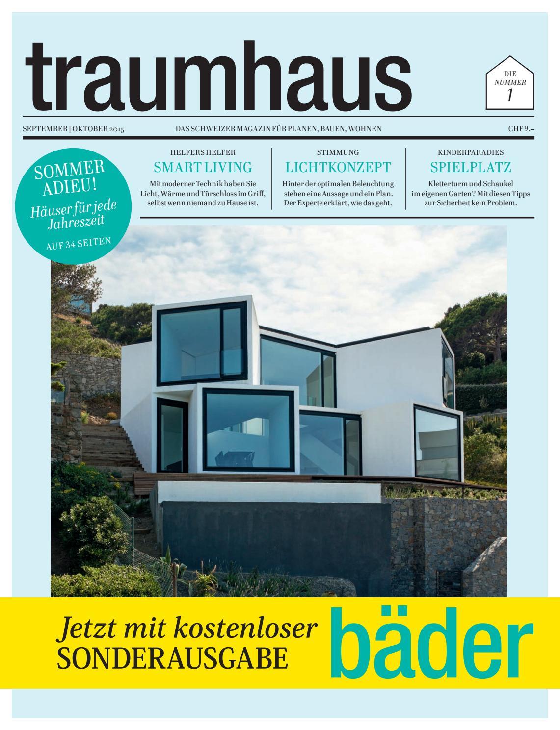 traumhaus 04 2015 by BL Verlag AG - issuu