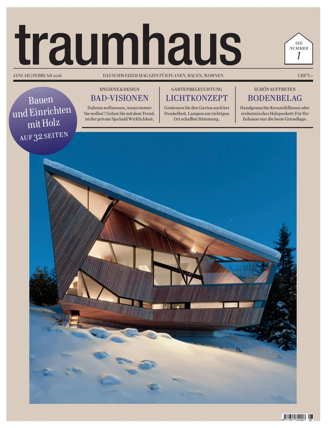 traumhaus 06 2015 by BL Verlag AG - issuu