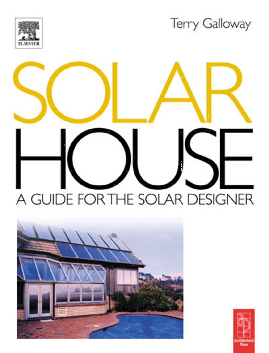 Solar House A Guide For The Solar Designer By SKY0 5 Issuu