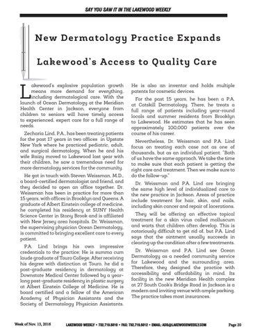 Lakewood Weekly Vol 19 Issue 37 by Lakewood Weekly - issuu