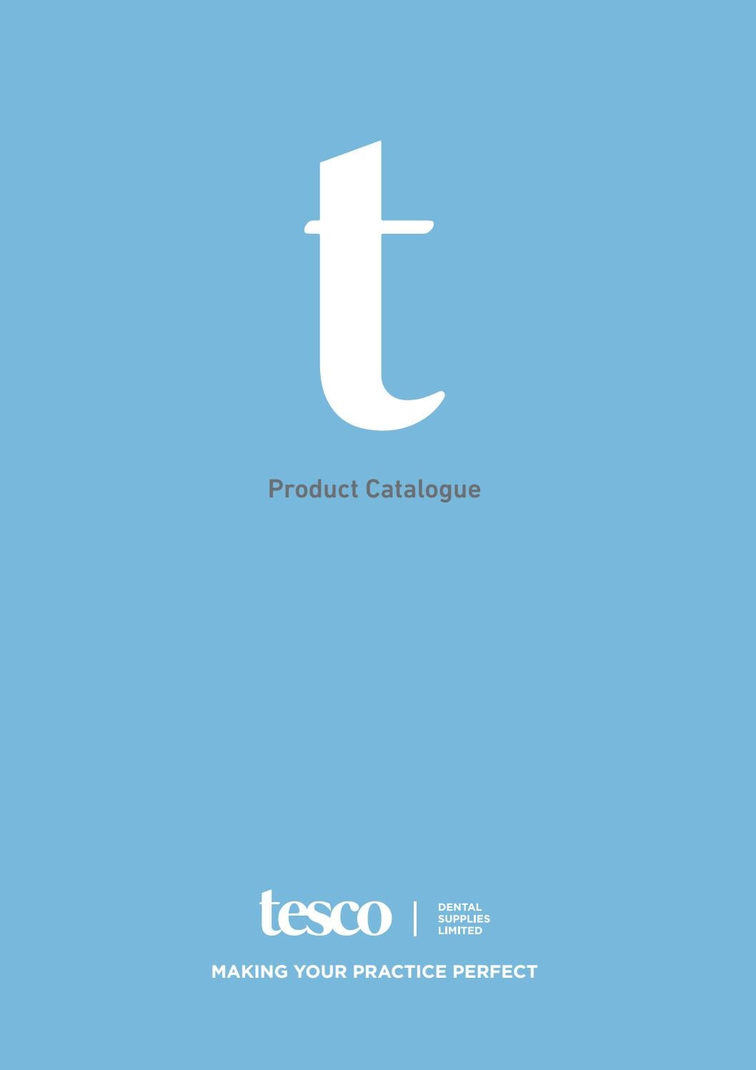 2016 Catalogue Revised On 2016 11 08 Tesco 全型錄全本的pdf電子檔 By