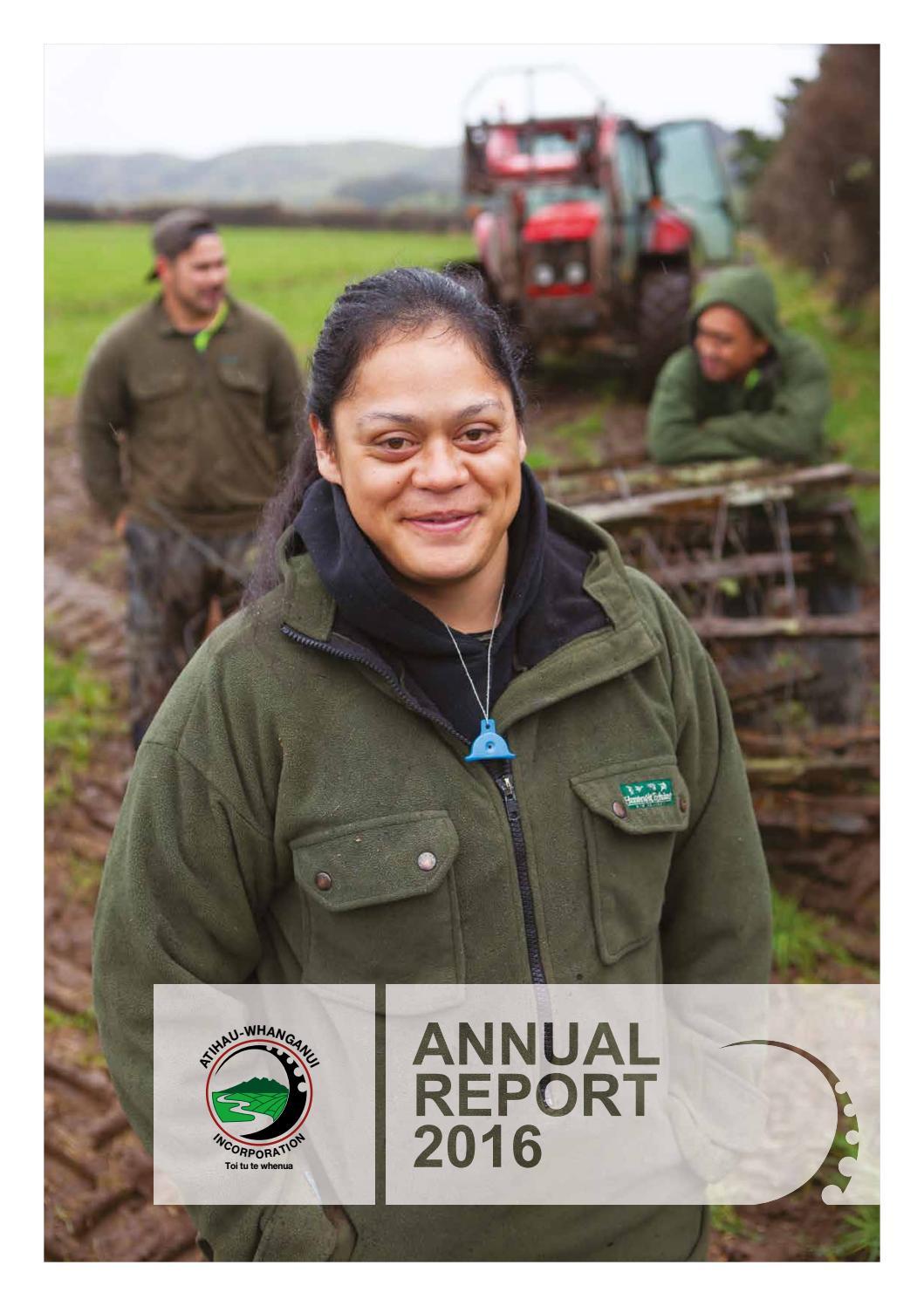 Blue apron financials -  Tihau Whanganui Incorporation Annual Report 2016 By Istudios Multimedia Ltd Issuu