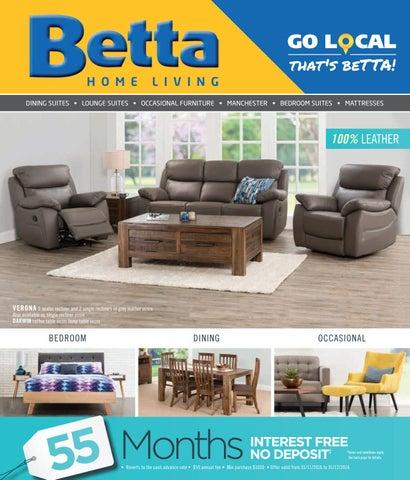 Betta Home Living November Furniture Catalogue 2016