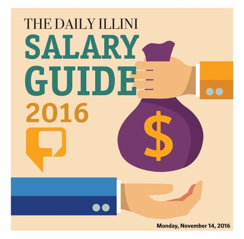 The Daily Illini Salary Guide 2012 By The Daily Illini