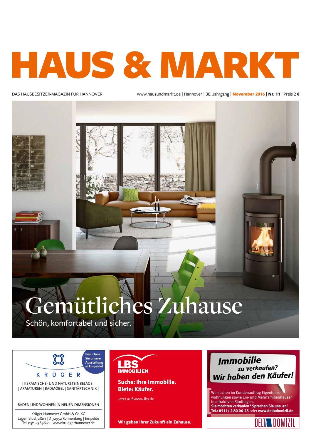 Haus und Markt 11 2016 by Schluetersche - issuu