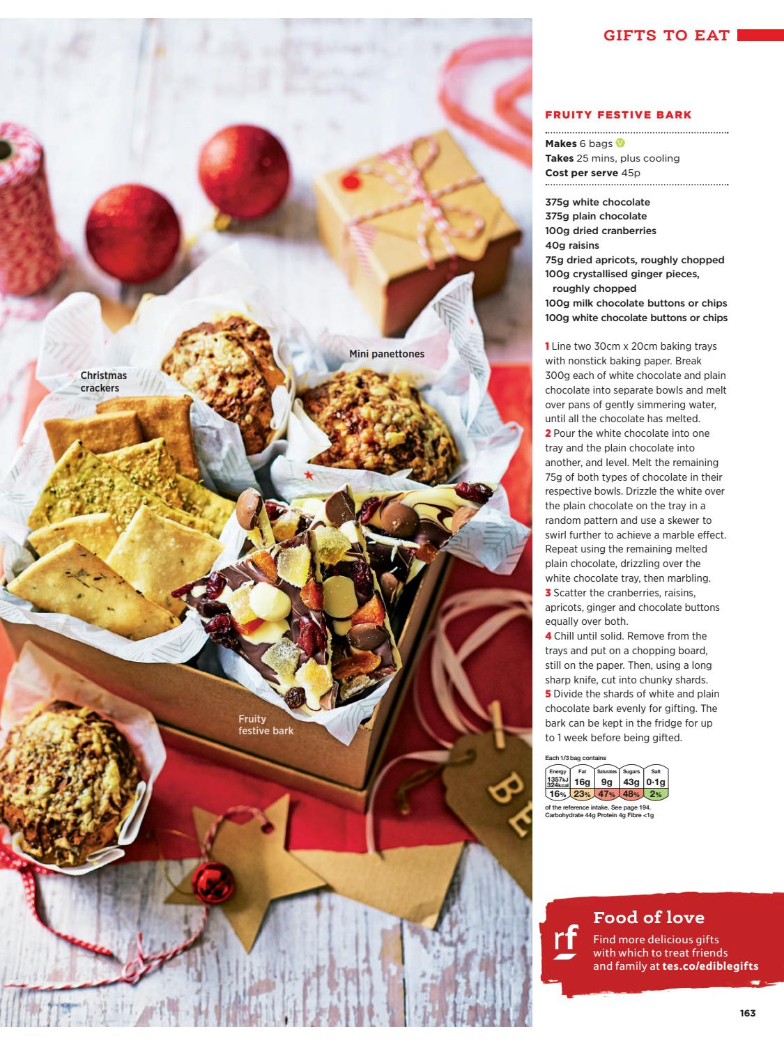 Tesco Magazine Christmas 2016 By Tesco Magazine Issuu