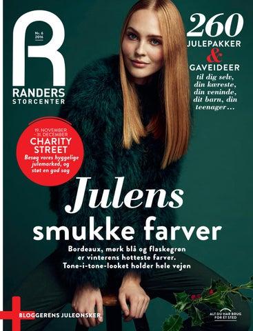 c9658a76f599 Randers Storcenter Julemagasin nr. 1 (2016) by Randers Storcenter ...