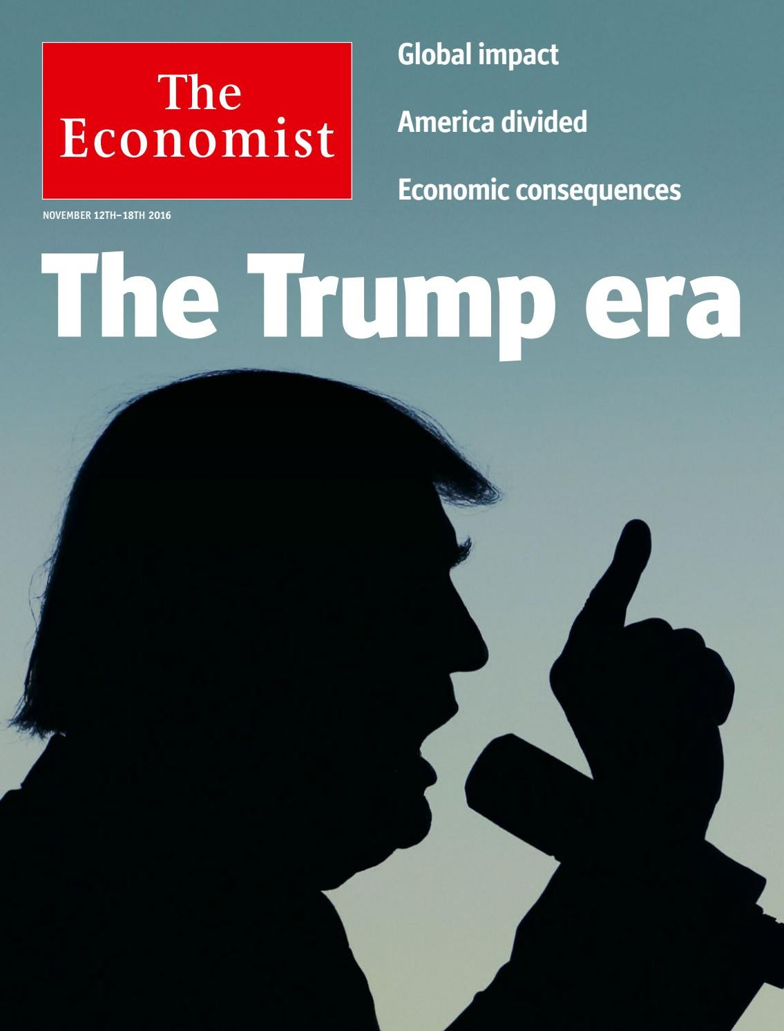 The economist europe november 12 2016 by Javier Jambay - issuu