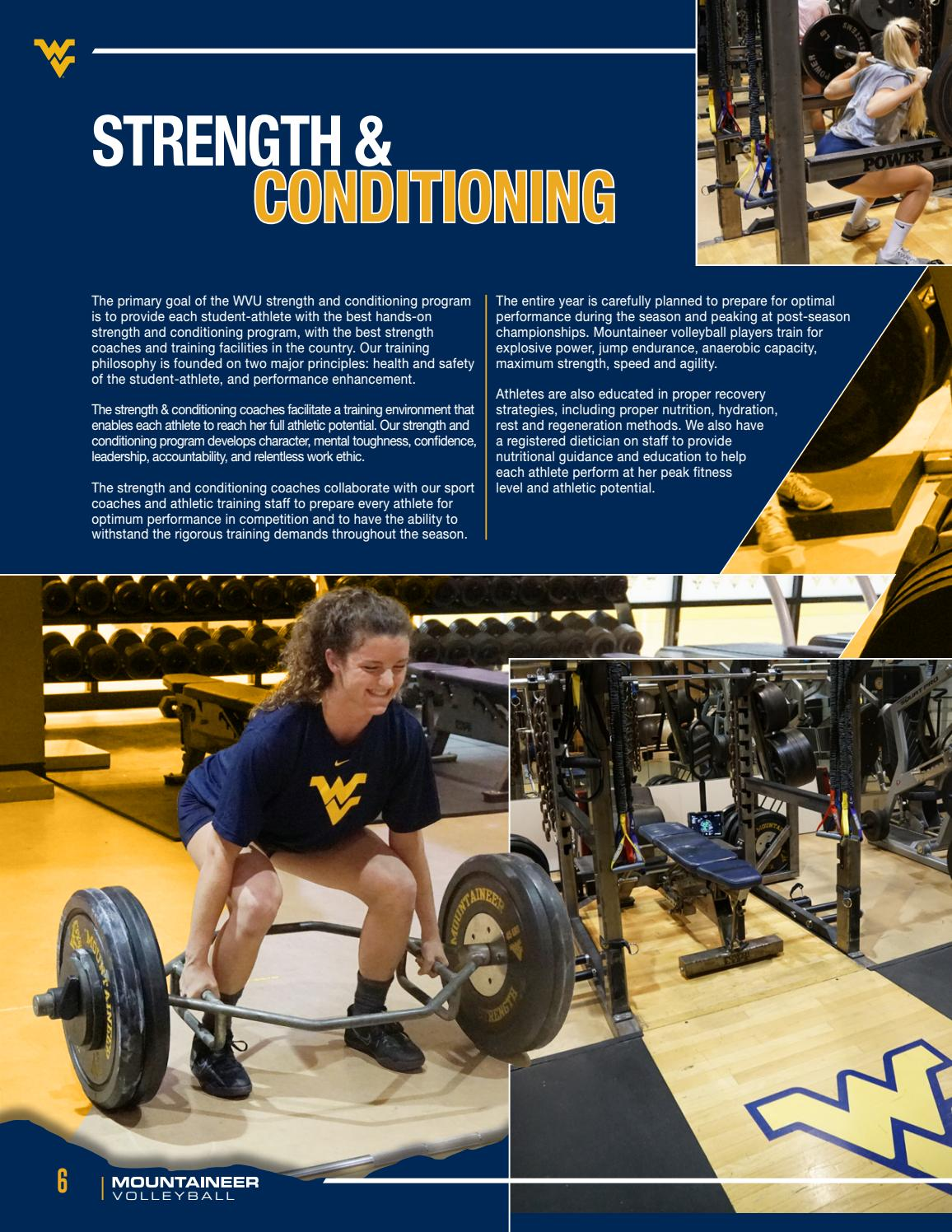Best Strength And Conditioning Program