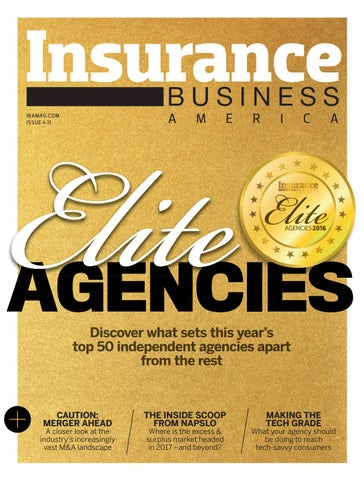 Insurance Business America issue 4 11 by Key Media - issuu
