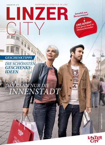 Linzer City Journal Ausgabe 4 2016 By Linzer City Ring Issuu
