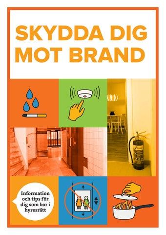 Spisvakt ska skydda mot brander i hem