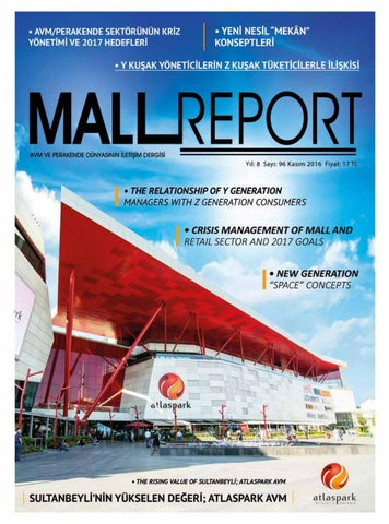 mall report kasim 2016 by demircan
