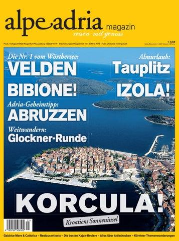 Alpe Adria Magazin Nr 25 Mai 2016 By Bundesländerinnen Issuu