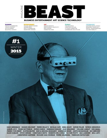 BEAST Magazine Magazine Magazine Luxembourg Winter by Farvest issuu 8a288d