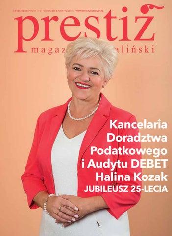 c4229e6f63 Prestiż Magazyn Koszaliński wydanie (9 77) październik-listopad 2016 ...