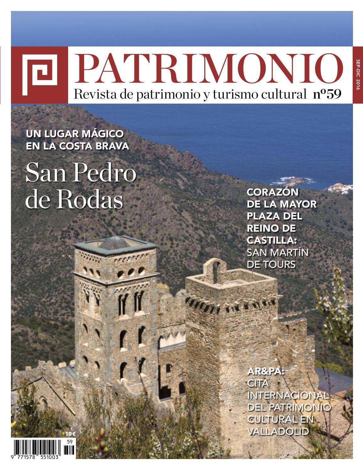 Revista Patrimonio 59 by Fundación Santa María la Real del ...