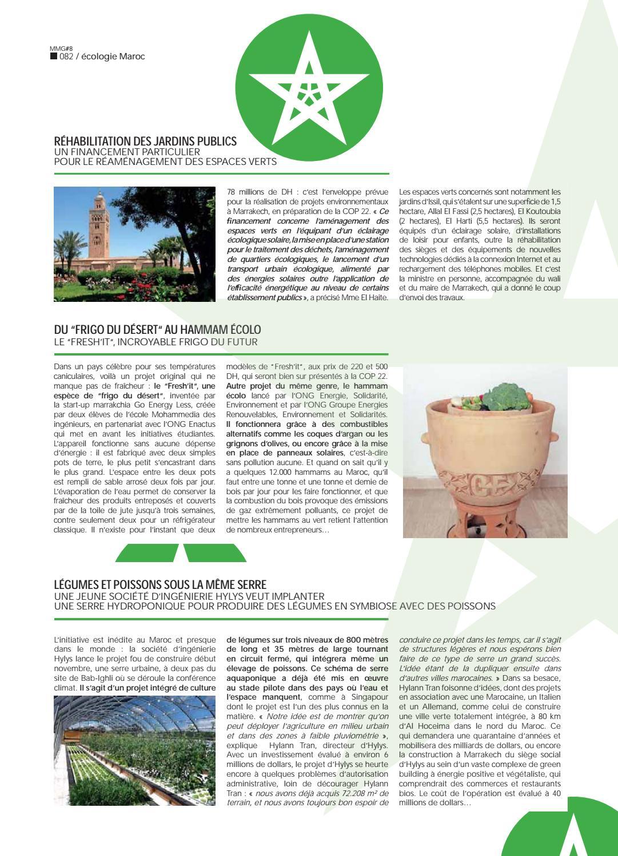 Mag n°8 by La Tribune de Marrakech - issuu