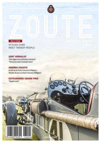 c48e071d34d Review ZOUTE GRAND PRIX® 2016 by D'M&S - issuu