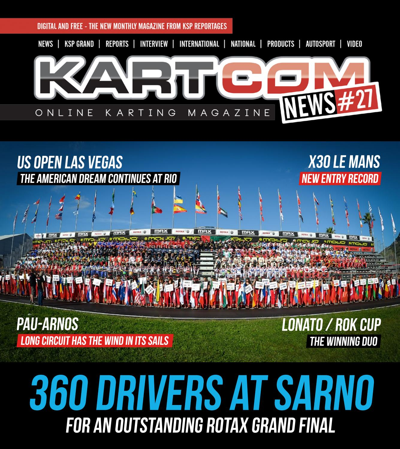 Kartcom News 27 English Version By Kartcom News Issuu
