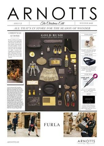 Arnotts Magazine by Arnotts Department