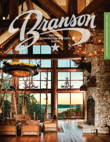 2016 Branson Meeting, Convention & Sports Guide