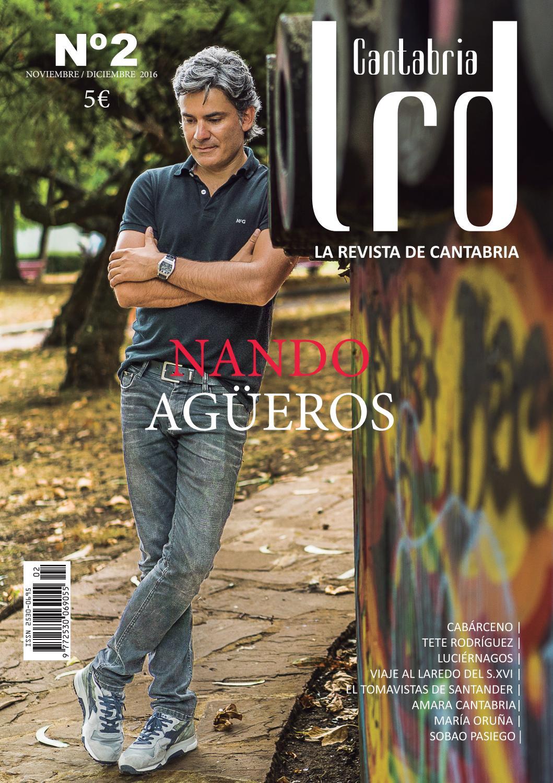 LA REVISTA DE CANTABRIA Nº2 by lrd Cantabria - issuu 21889a489ad07