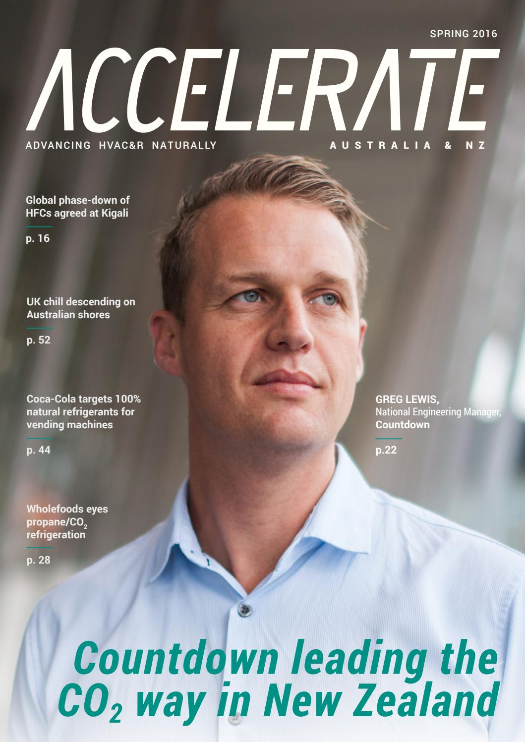 Accelerate Australia & NZ #3 Spring 2016 by shecco - issuu