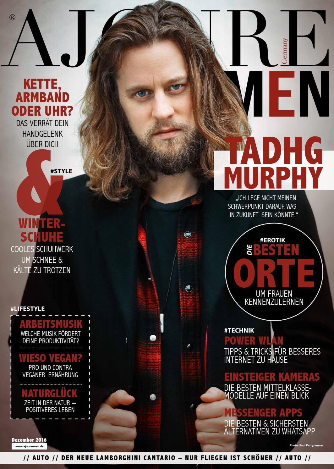 Ajoure Men Magazin Dezember 2016 by AJOURE Germany - issuu 9508b90bf6