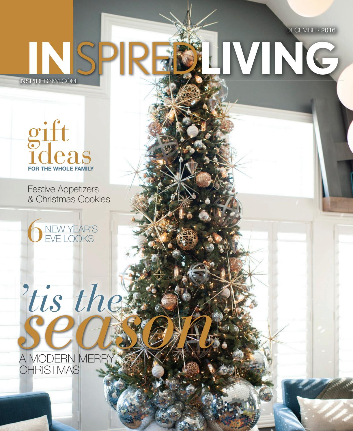 Inspired Living December 2017 by The Times of NWI - issuu