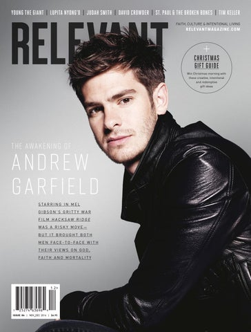 Relevant issue 84 novemberdecember 2016 by relevant media group page 1 fandeluxe Gallery