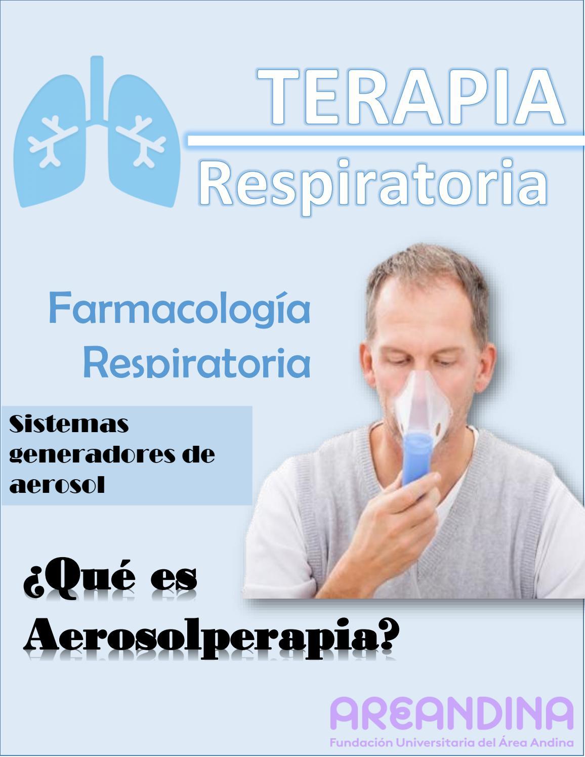 TERAPIA RESPIRATORIA - AEROSOLTERAPIA by daniela camacho ...
