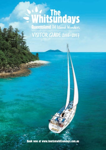 9648a056fca Whitsunday guide 2017 by Vink Publishing - issuu