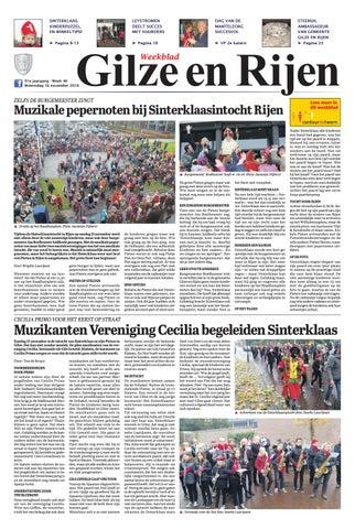 788f5d91cedca6 Weekblad Gilze en Rijen 16-11-2016 by Uitgeverij Em de Jong - issuu
