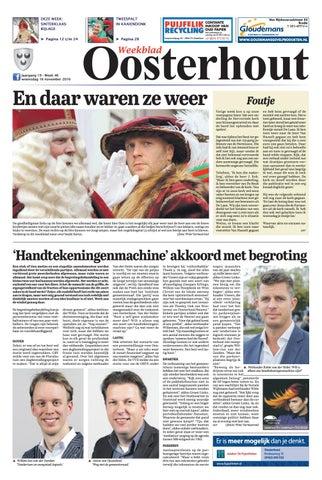 72710bcb2a3ae9 Weekblad Oosterhout 16-11-2016 by Uitgeverij Em de Jong - issuu