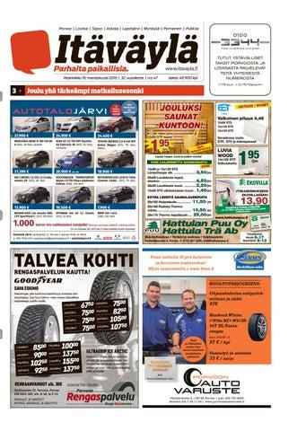 20161116 Itäväylä by Itäväylä-lehti - issuu ed8c23e5cf
