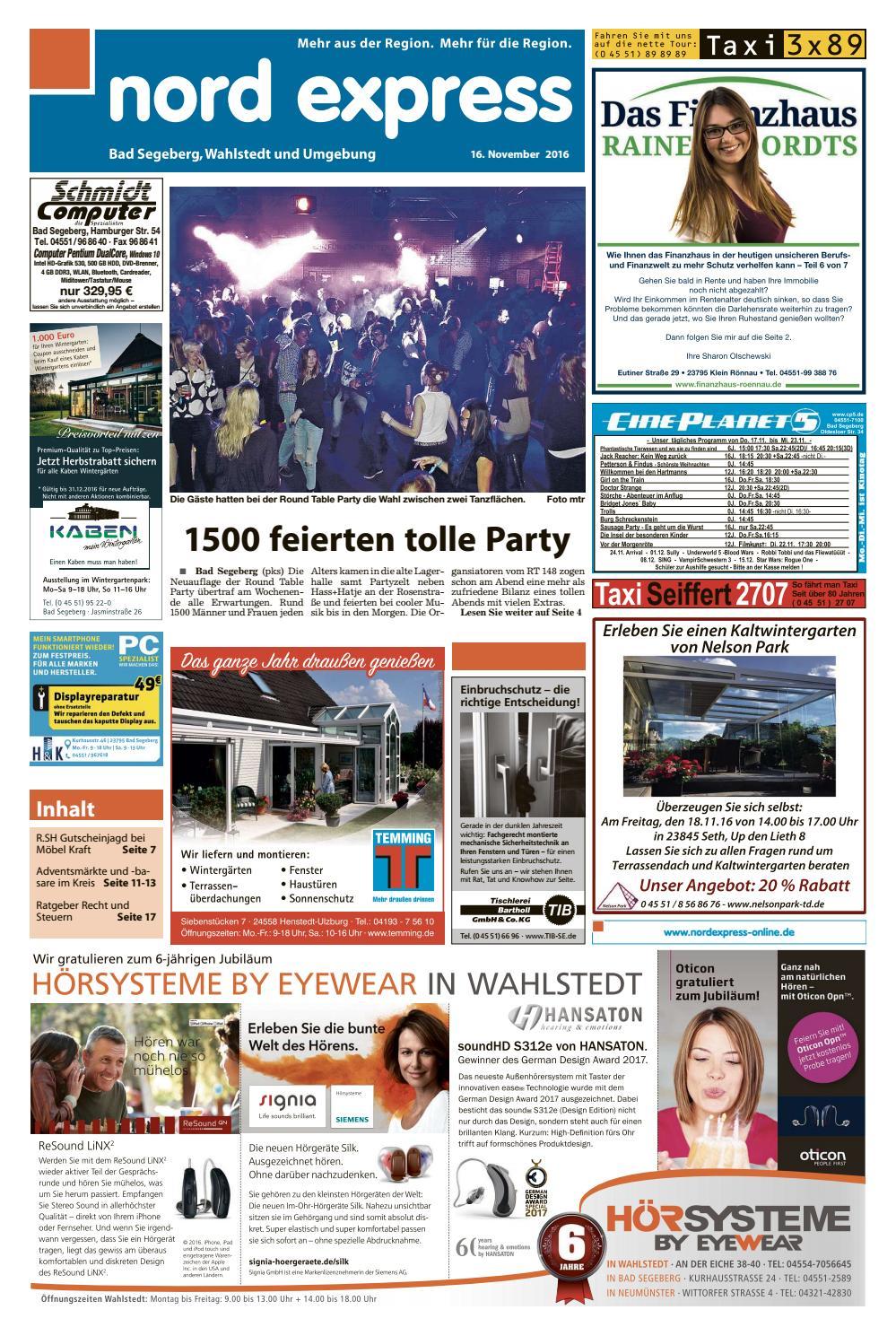 nord express segeberg by nordexpress-online.de - issuu