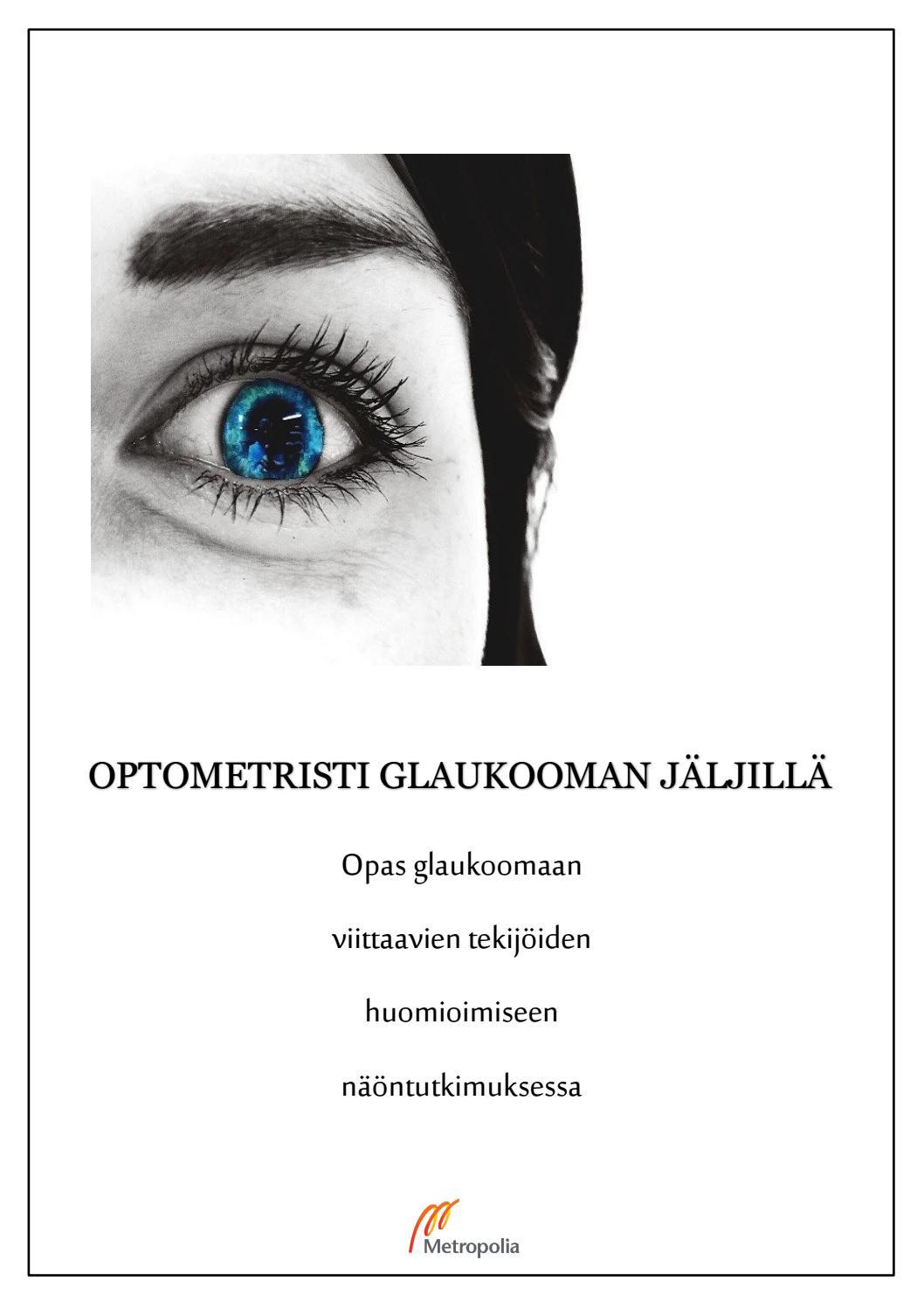 Glaukooma Käypä Hoito