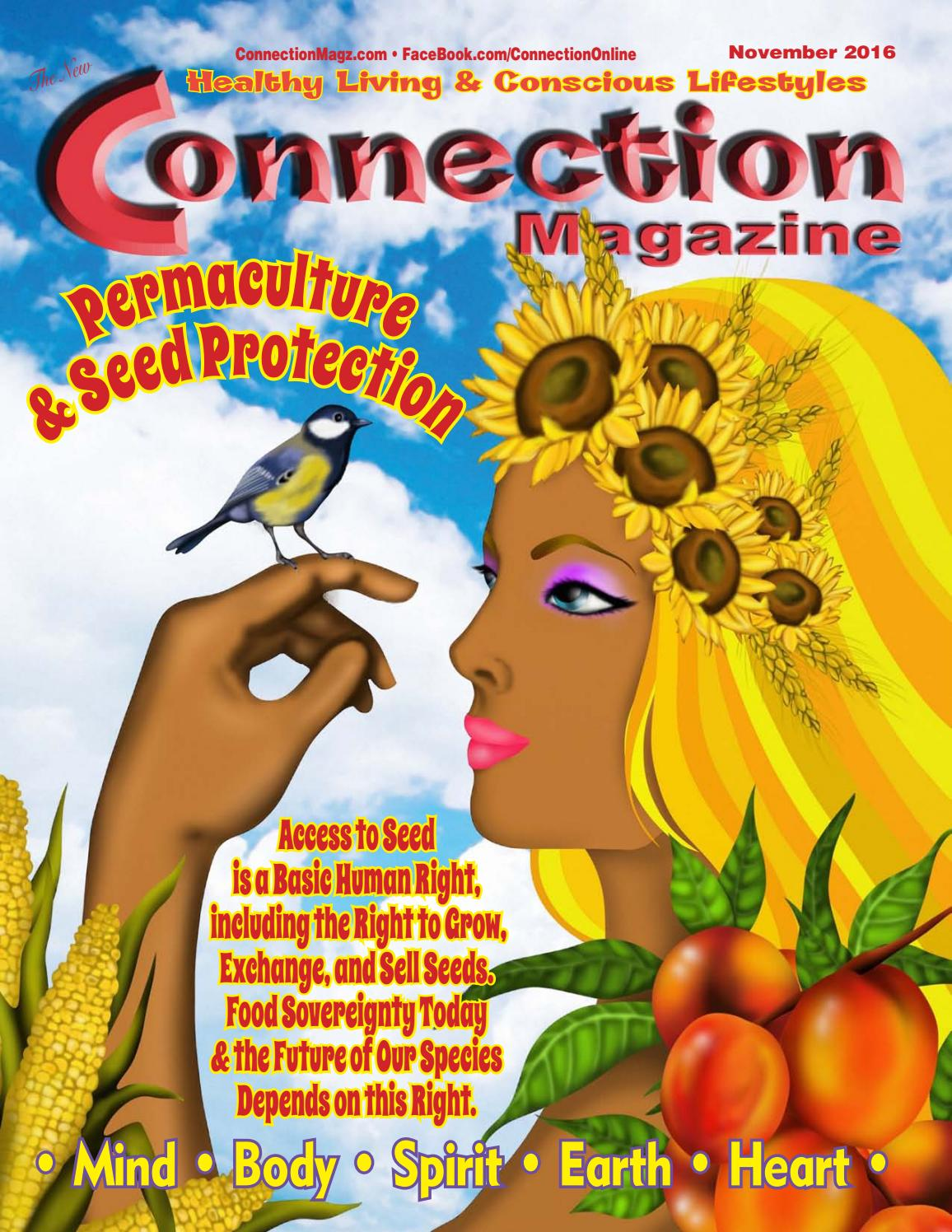 Connection Magazine November 2016 Issue By Connection Magazine Issuu