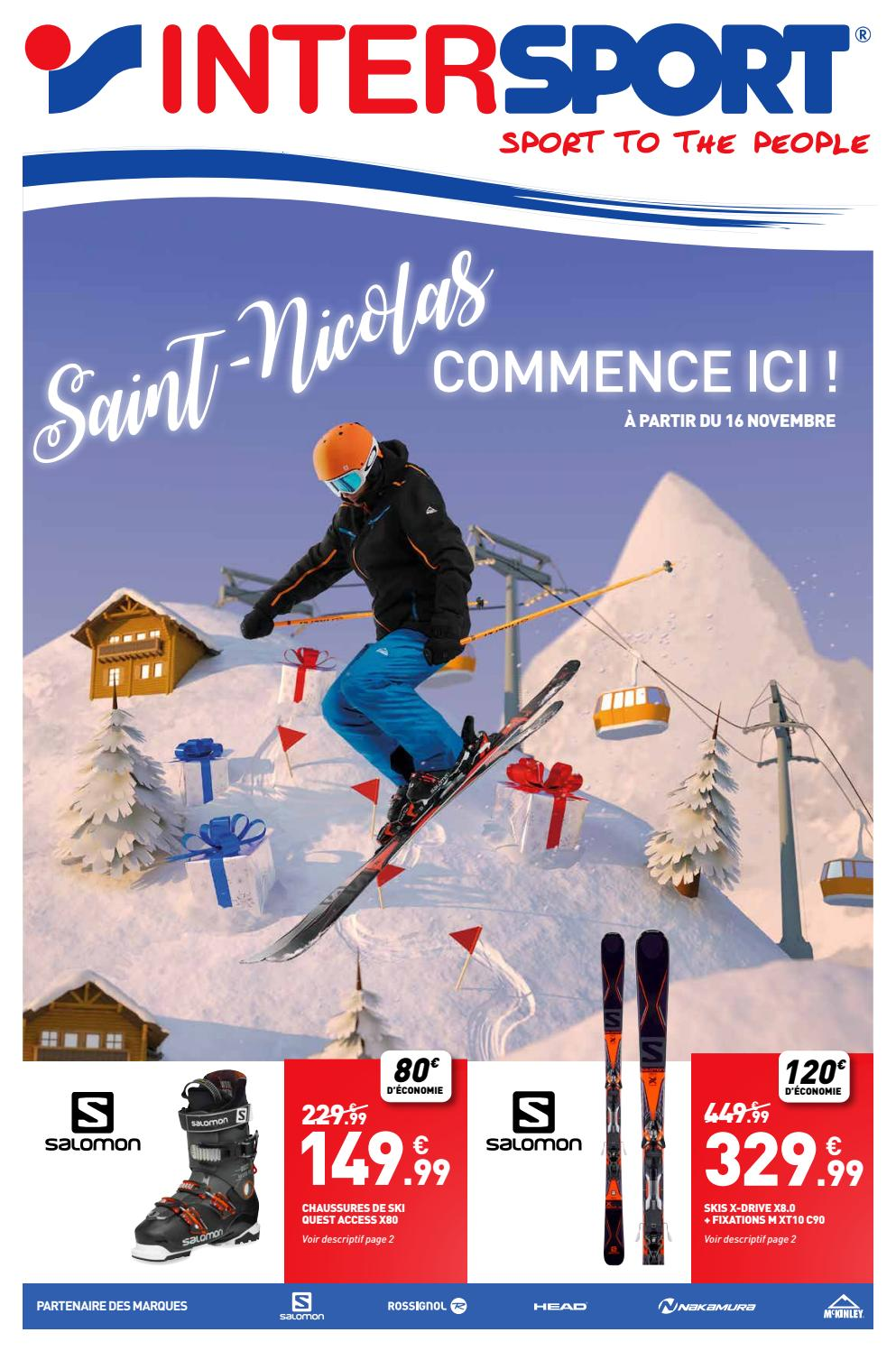 INTERSPORT LIEGE – SAINT-NICOLAS commence ici (8 pages) by ...