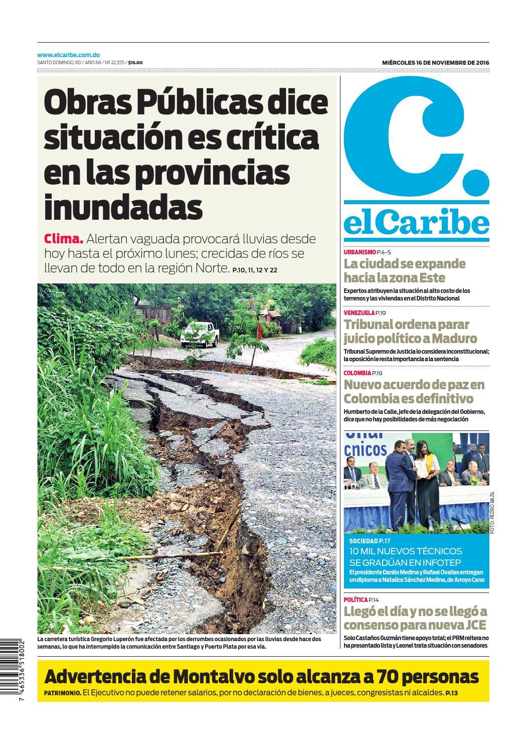 elCaribe2 by Multimedios del Caribe - issuu