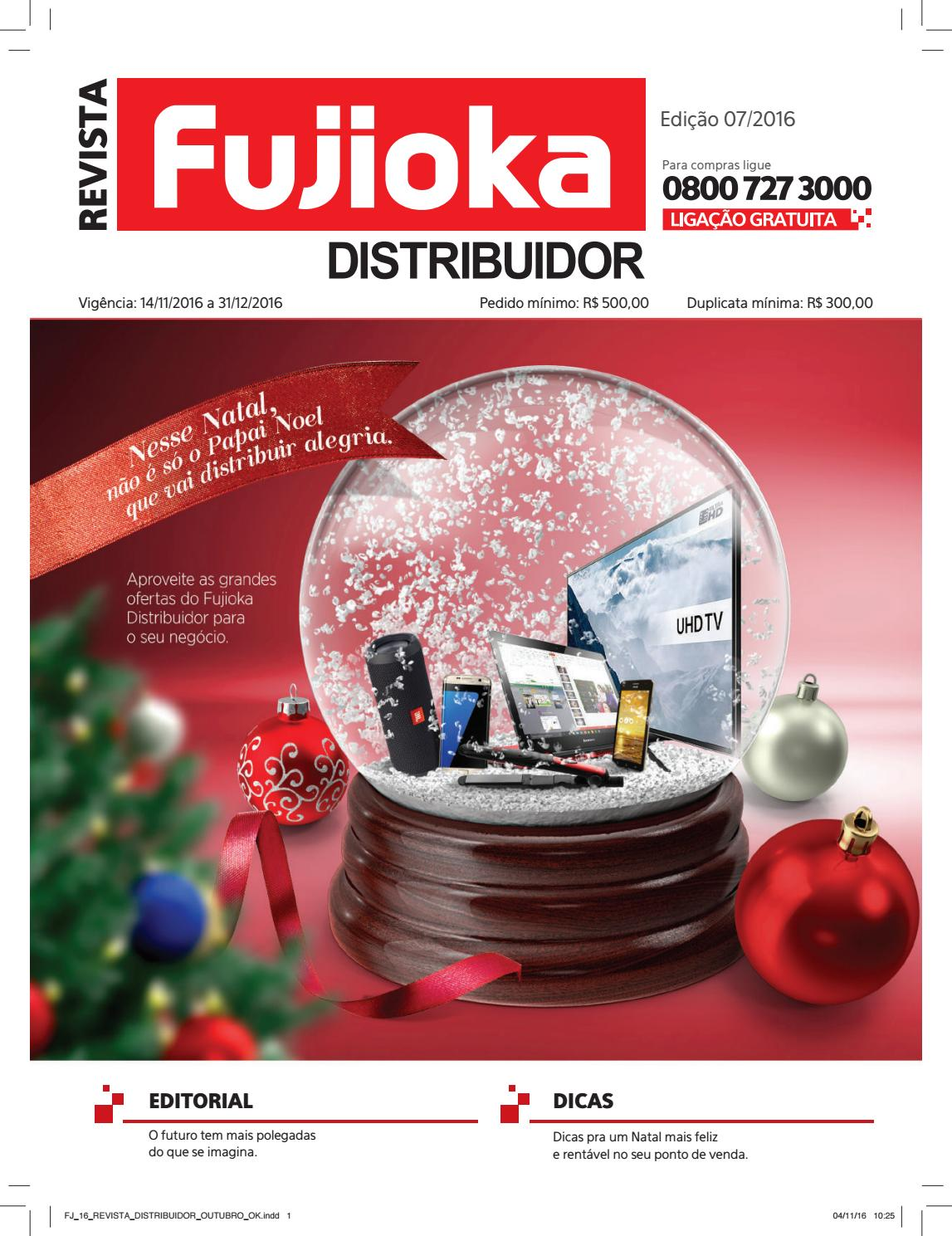 833cbea88b11d Revista Fujioka Distribuidor - 7ª Ed. by Fujioka Distribuidor - issuu