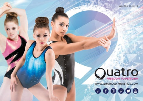 Quatro Gymnastics Handguard Bag Mint /& Silver