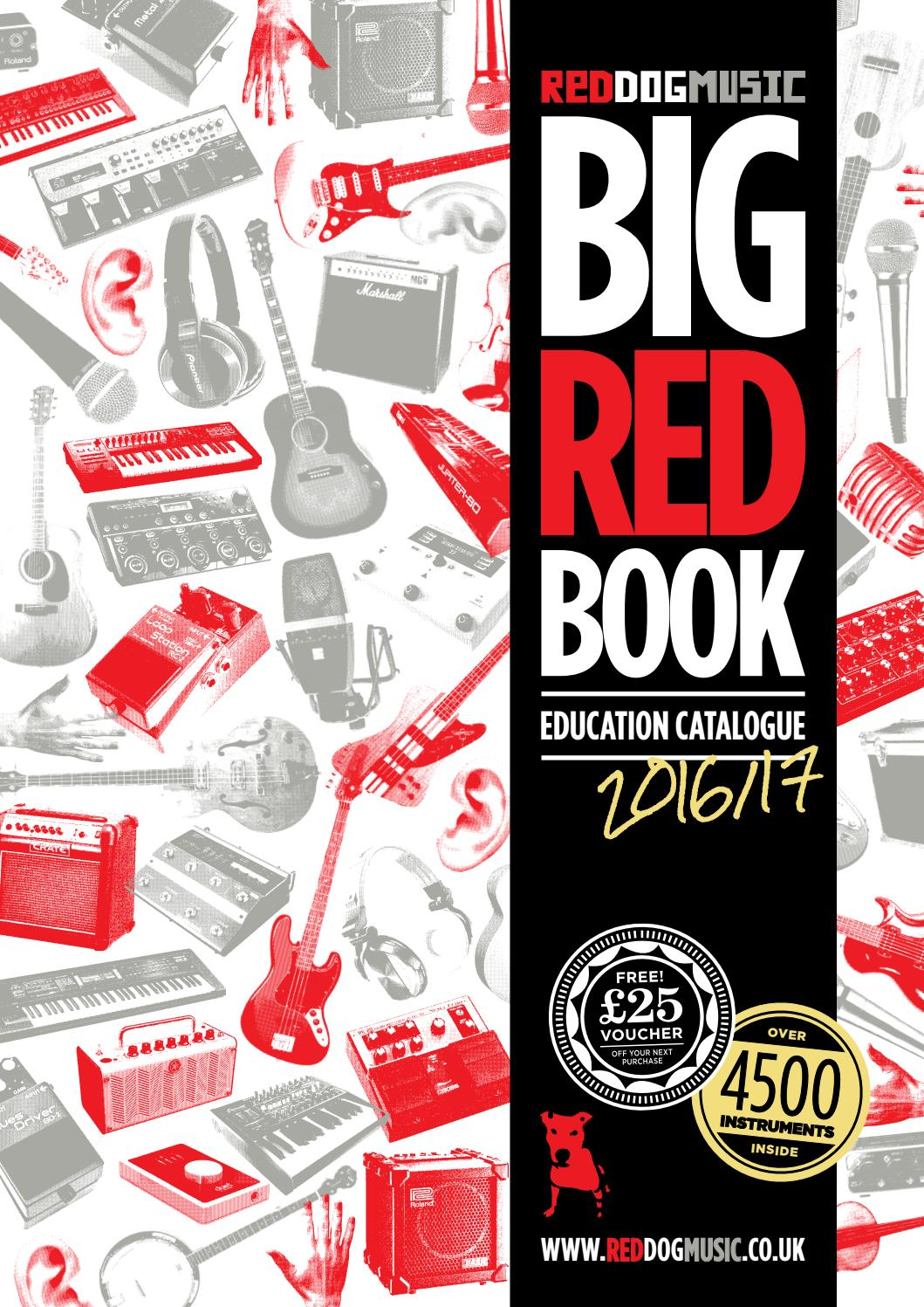 Red Dog Music Education Catalogue 2016 By Issuu Jp 6v Lead Acid Battery Charger Model Shop Leeds